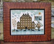 Black Horse Inn by Carriage House Samplings-Black horse Inn, Carriage House Samplings