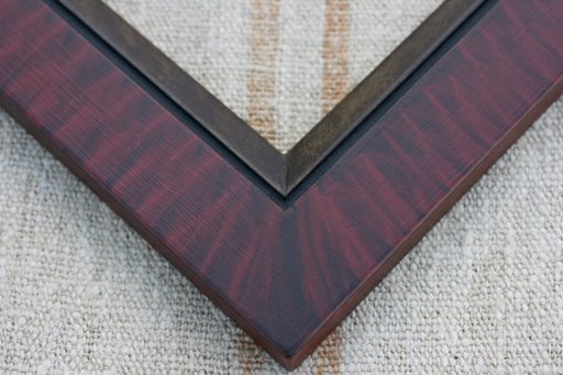 Redcoat / Moss - Design Small Swirl / Marble-Redcoat, Moss, Small Swirl, Marble,